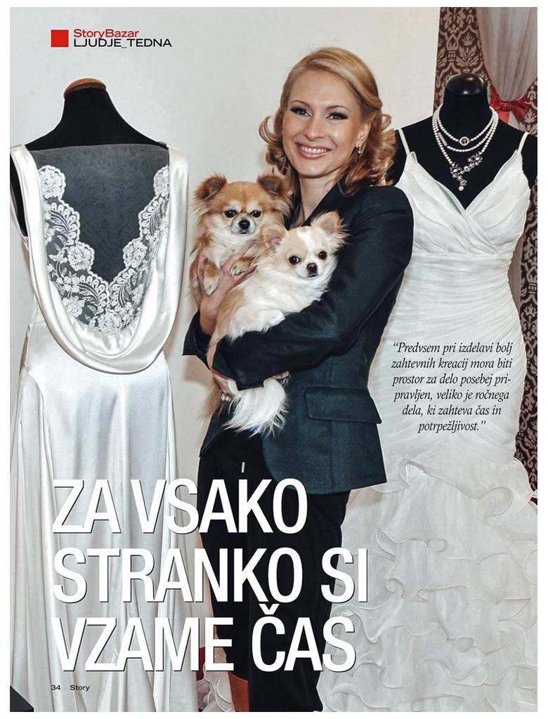 Maja Ferme wedding Story