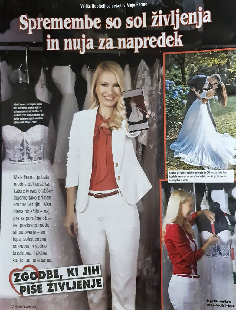 Revija Zvezde Lady